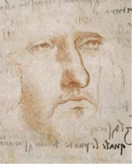 A Sketch of Leonardo