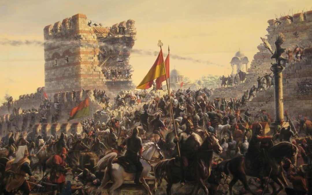 The Fall of Constantinople – and what it really meant